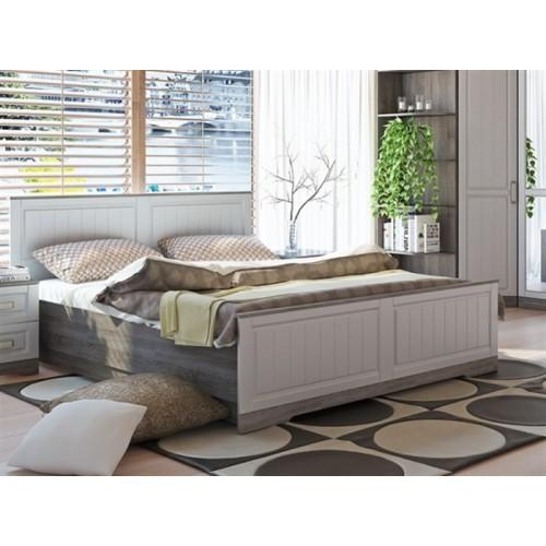 Двуспальная кровать Прованс 26 с ПМ