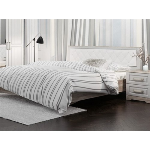 Двуспальная кровать Прованс 27
