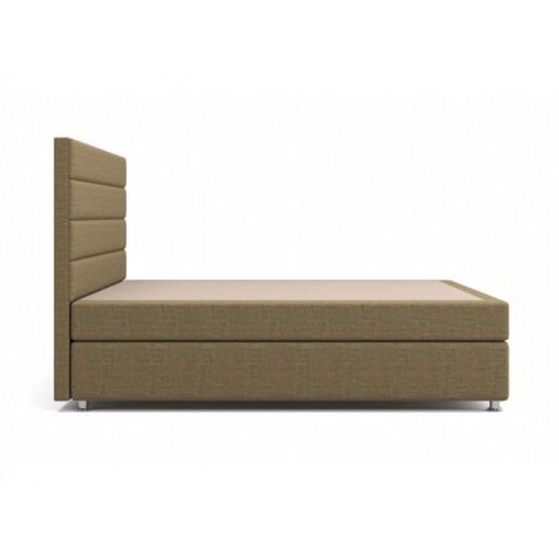 Двуспальная кровать с матрасом Куба КРМ 1