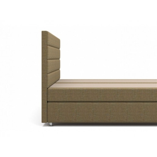 Двуспальная кровать с матрасом Куба НПБ