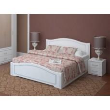 Двуспальная кровать Виктория 05 с ПМ