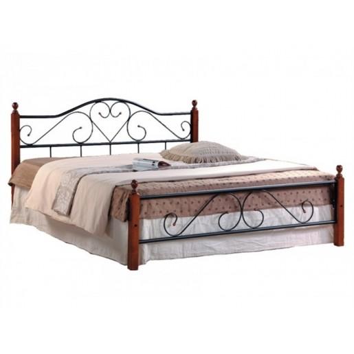 Двуспальная железная кровать Адонис