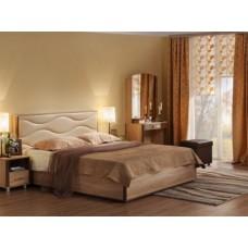 Полутороспальная кровать Ривьера-1