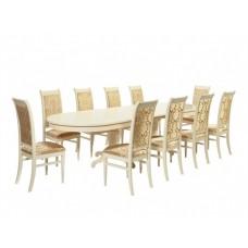 Обеденная группа для столовой и гостиной Ита-10