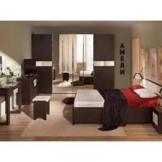Комплект мебели для спальни Амели Венге К3