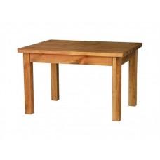 Большой стол для кухни из массива дерева Канзас