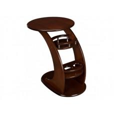 Кофейный столик на колесиках Люкси