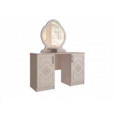 Туалетный столик с зеркалом Лилия СТ