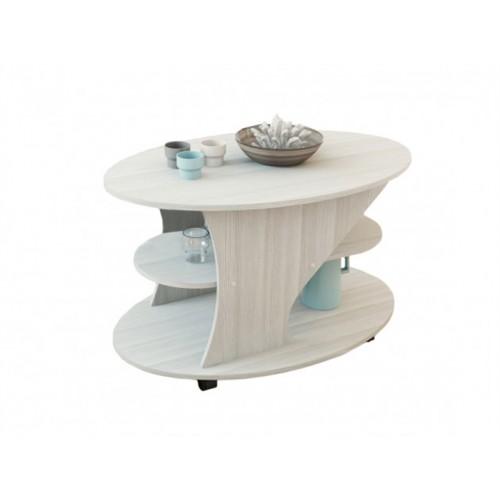 Журнальный столик на колесиках Статус 1