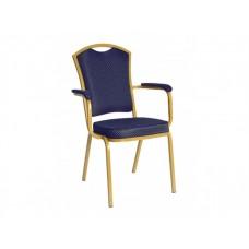 Банкетный стул с подлокотниками Кремон-П