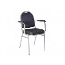 Банкетный стул с подлокотниками Раунд П