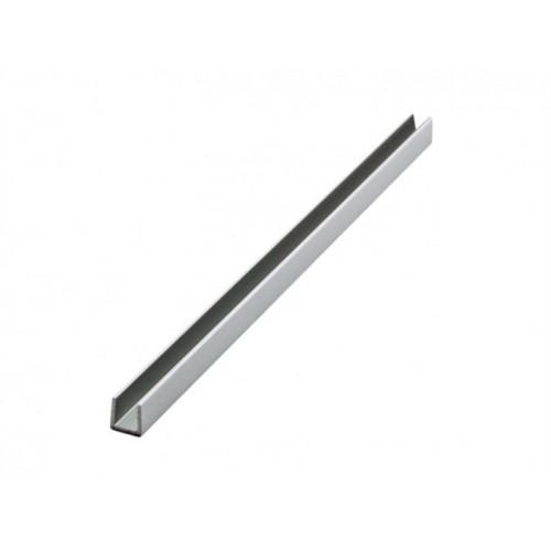 Аксессуар Планка для стеновой панели 4/6 мм торцевая