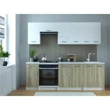 Кухонный гарнитур Арамина 240 см