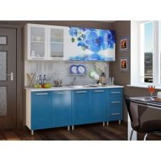 Кухонный гарнитур Лазурь 200 см