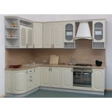 Кухонный гарнитур угловой Классика 173 х 220 см Прованс