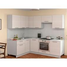 Кухонный гарнитур угловой Симпл 160 х 220 см