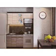 Кухонный гарнитур в стиле лофт Венеция 1 160 см