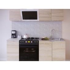 Прямой кухонный гарнитур Сокол-1 180 см