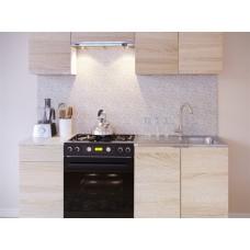 Прямой кухонный гарнитур Сокол-3 180 см