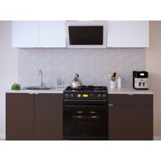 Прямой кухонный гарнитур Сокол-5 200 см