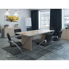 Комплект офисной мебели Зум Светлый ПК1