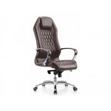 Кожаное кресло руководителя Аура